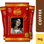 Instant Coffee Premix (Combo) - 3 Kgs (New Launch - Red Range)